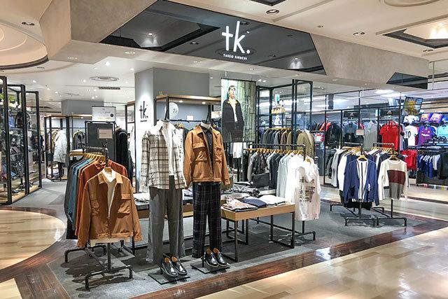 tk.TAKEO KIKUCHI 仙台パルコ店 - 衣料品 / 仙台駅前 - みやラボ!
